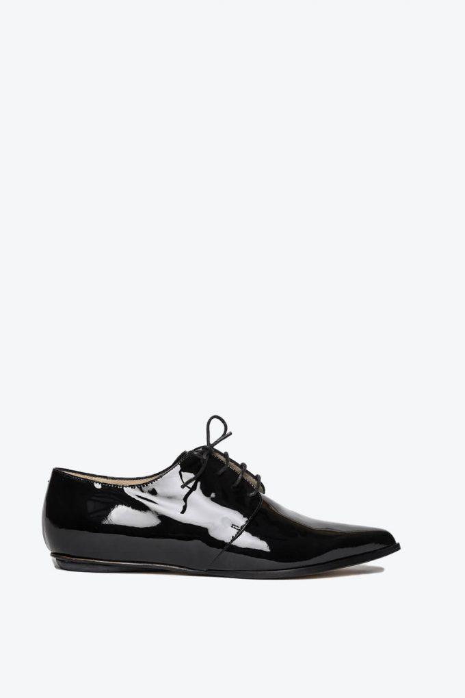 EJK0000068 Renee derby shoes black 1B