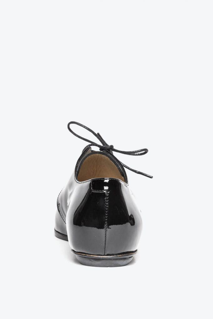 EJK0000068 Renee derby shoes black 2