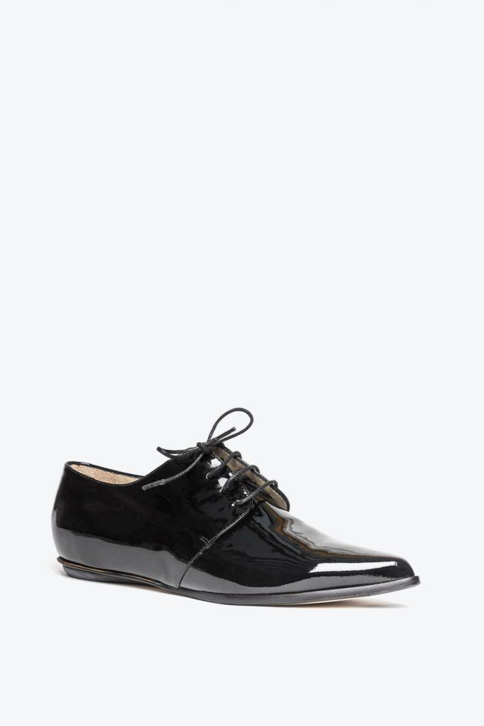EJK0000068 Renee derby shoes black 3