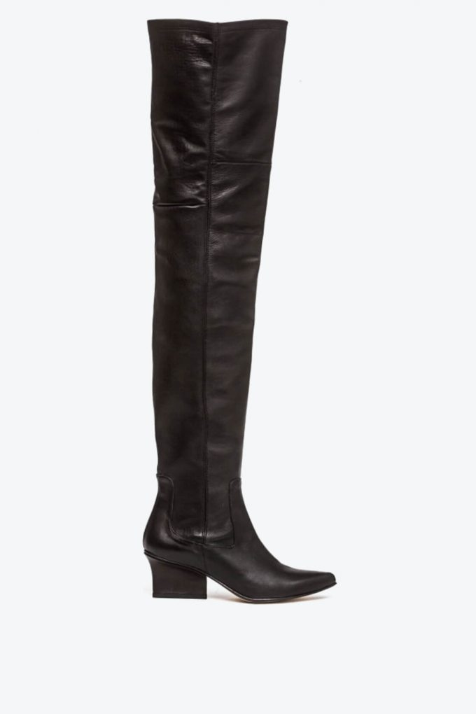 EJK0000069 Harris thigh high boots 1B
