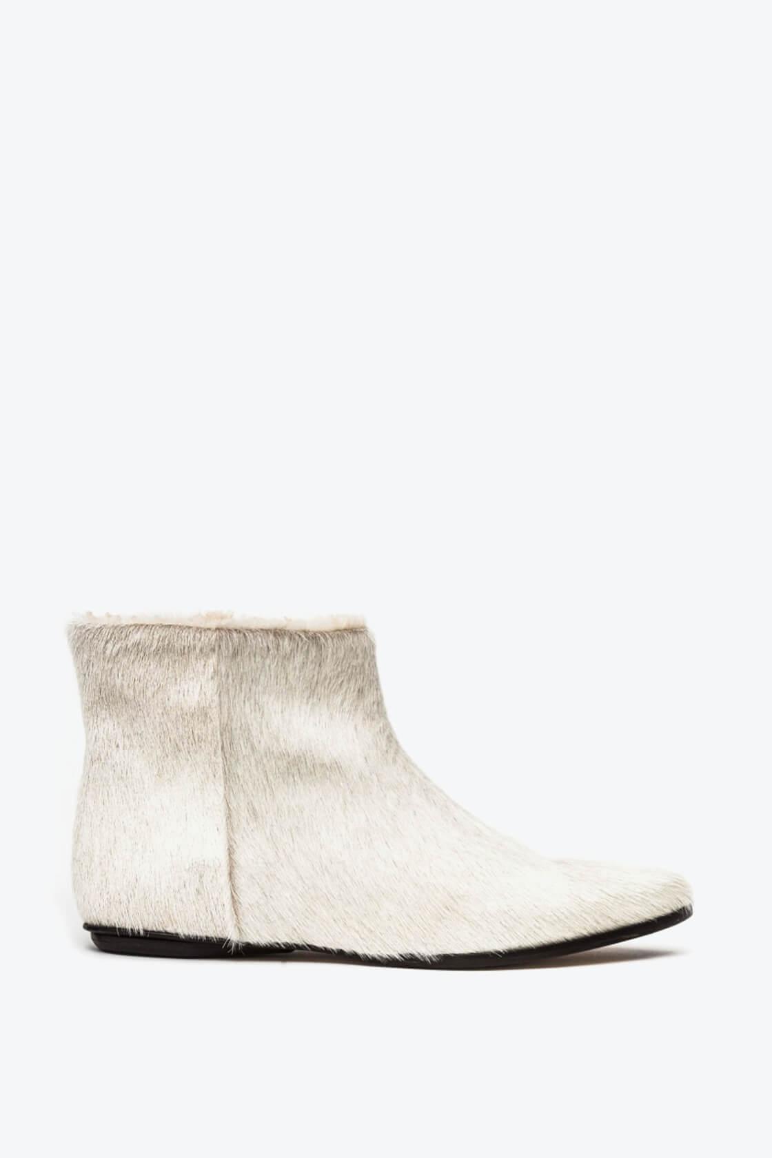 EJK0000072 Zedd ankle boots cream 1