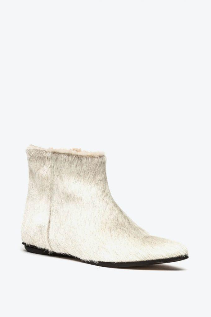EJK0000072 Zedd ankle boots cream 2