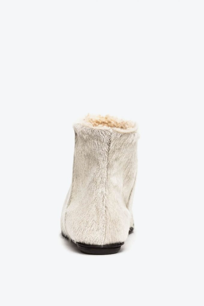 EJK0000072 Zedd ankle boots cream 3