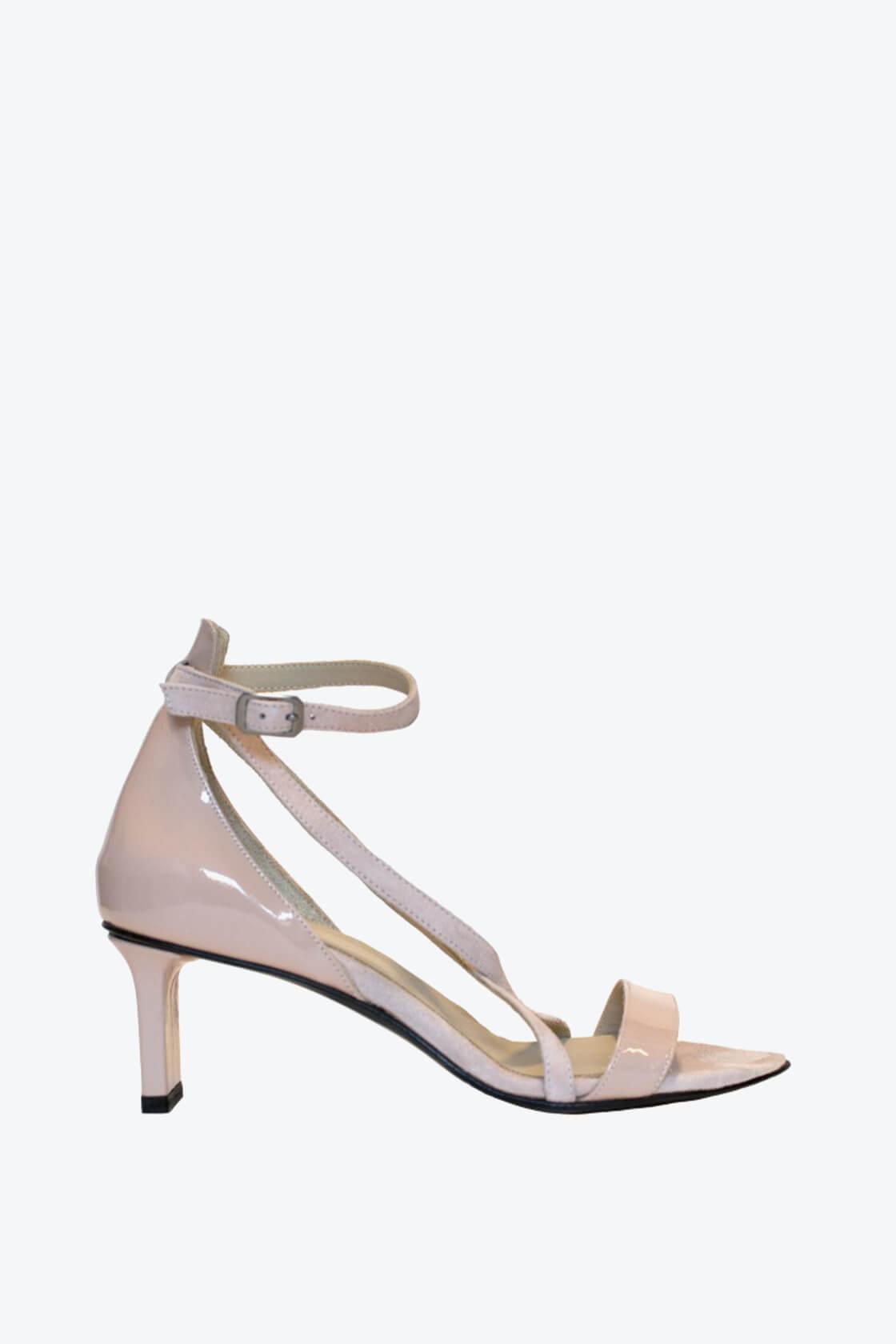 EJK0000073 Maggie strappy sandals blush 1