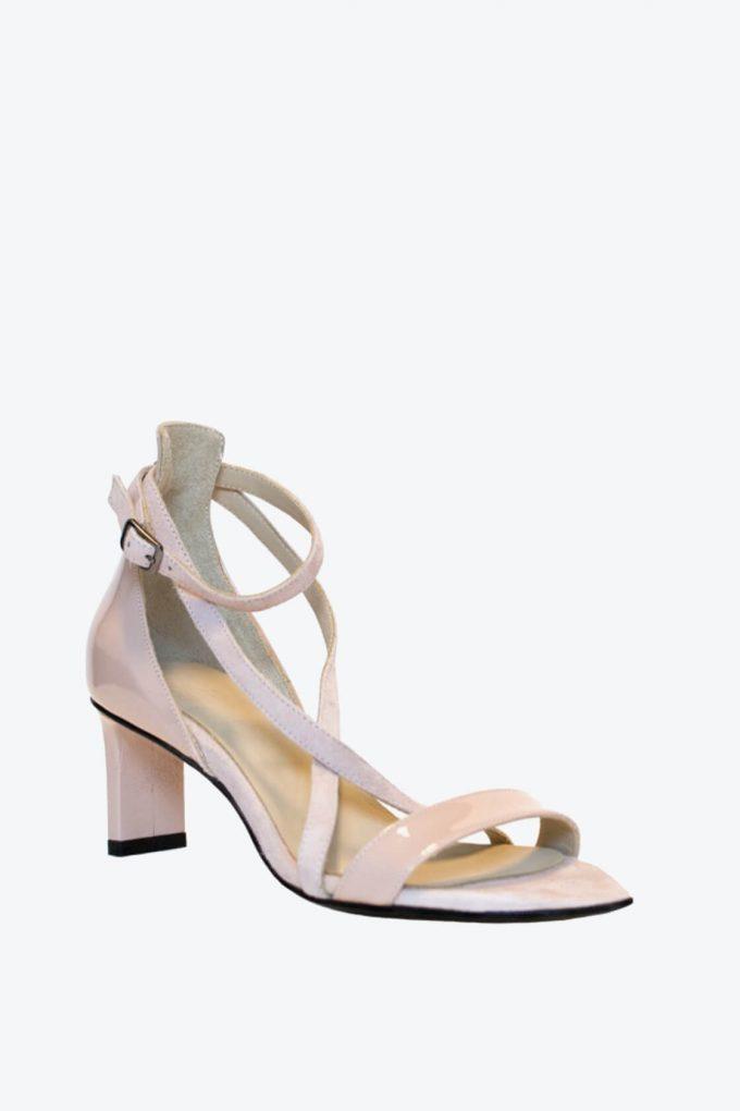 EJK0000073 Maggie strappy sandals blush 4