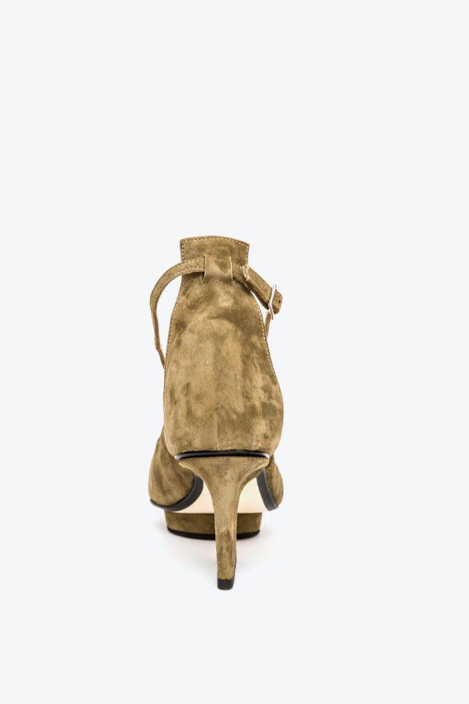 EJK0000074 Sammy sandals olive 2