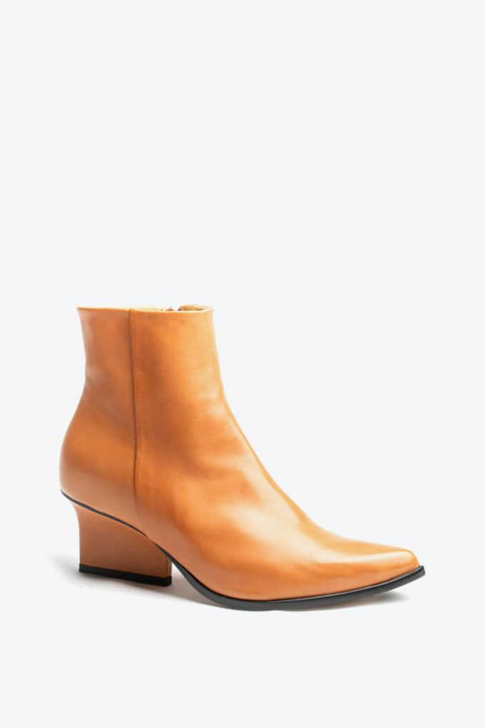 EJK0000079 Ryan ankle boots camel 1B