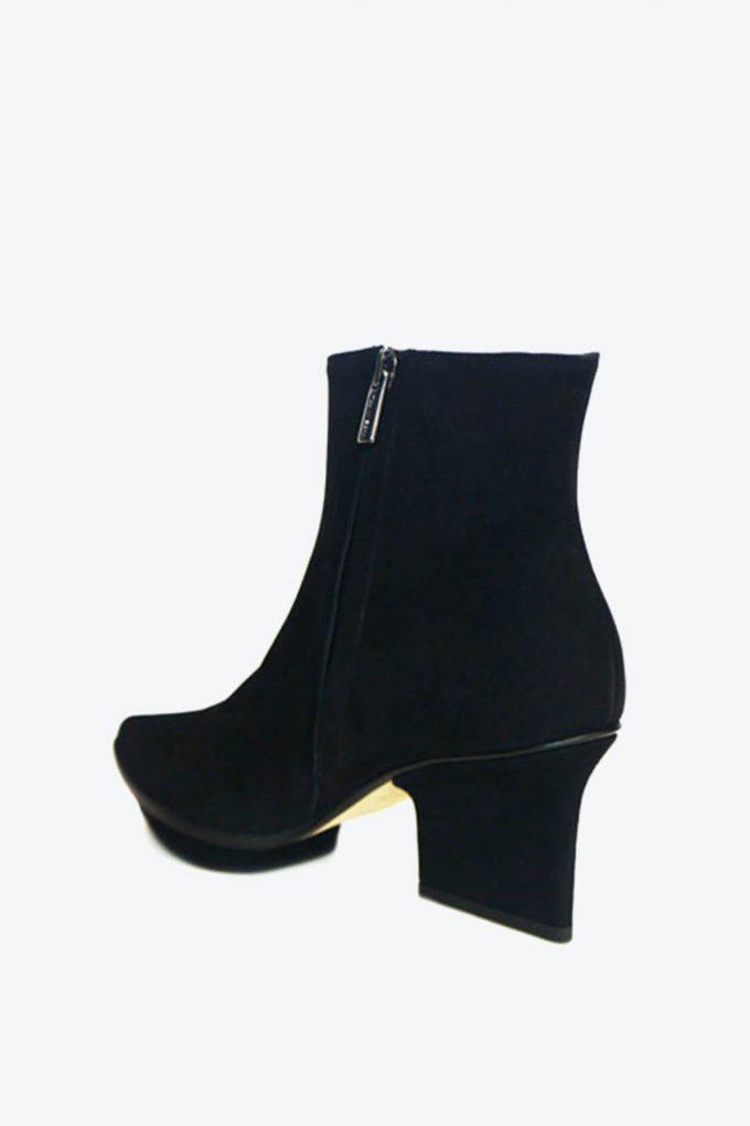 EJK0000084 Roger ankle boots black suede 4