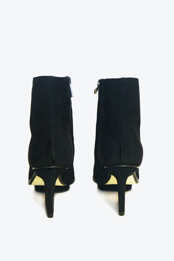EJK0000084 Roger ankle boots black suede 5