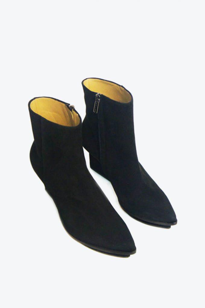 EJK0000084 Roger ankle boots black suede 6